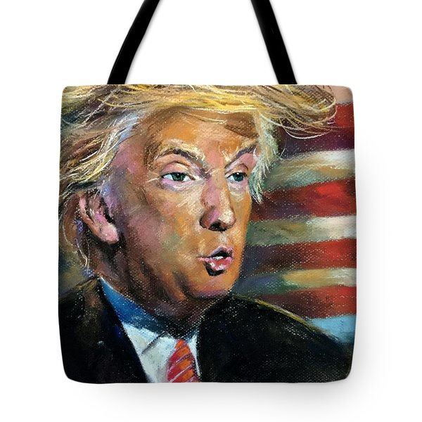 Trump Tote Bag
