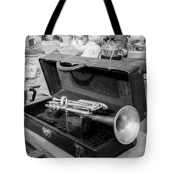 Trumpet For Sale Tote Bag