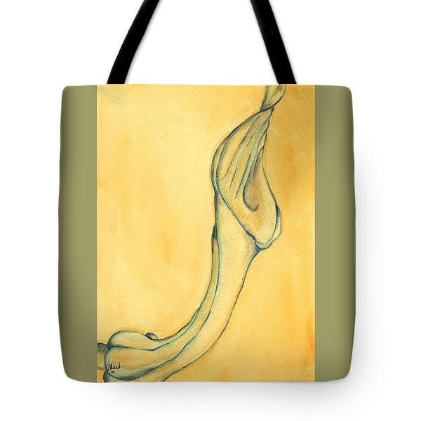 Trumpet Suspended Tote Bag