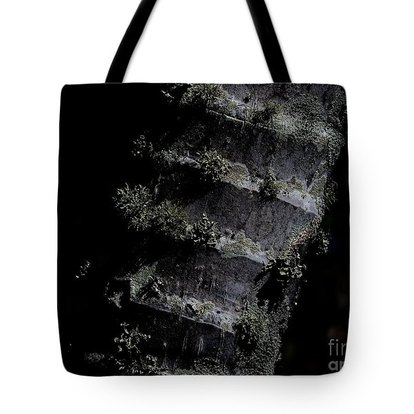 Trunk Moss Tote Bag