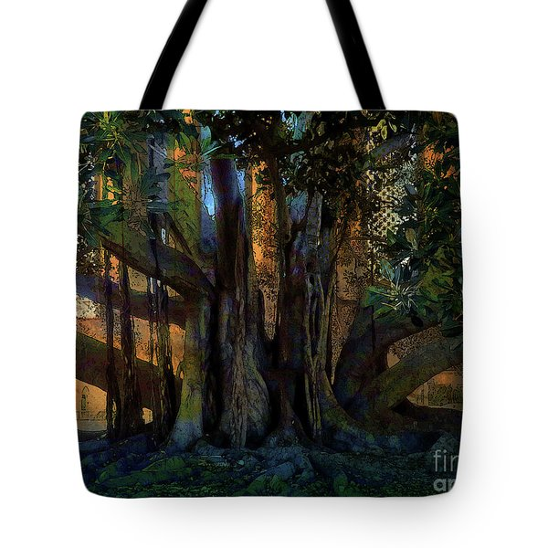 Trunks Tote Bag by Robert Ball