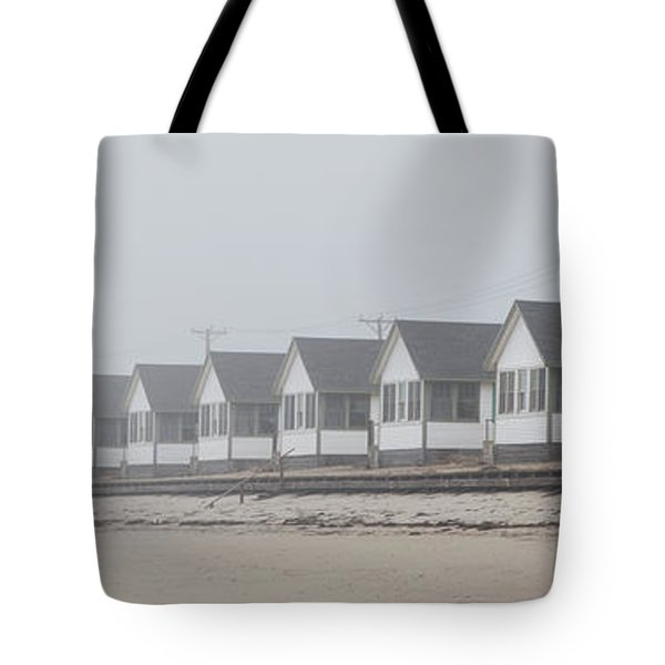 Truro Fog Imagination Tote Bag by Charles Harden