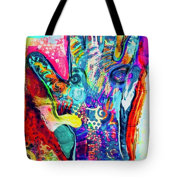Trust And Power Tote Bag