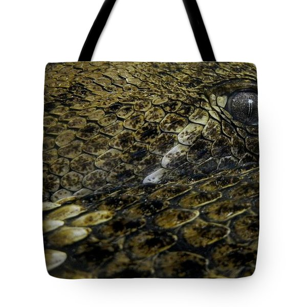 Trust In Me... Tote Bag by KD Johnson