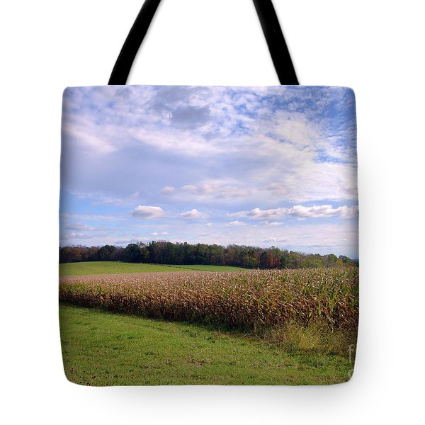 Trusting Harvest Tote Bag