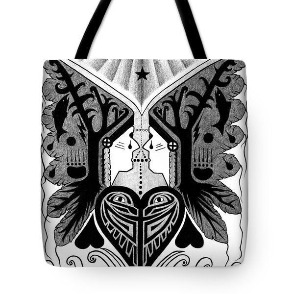 Truth And Responsibility  Tote Bag