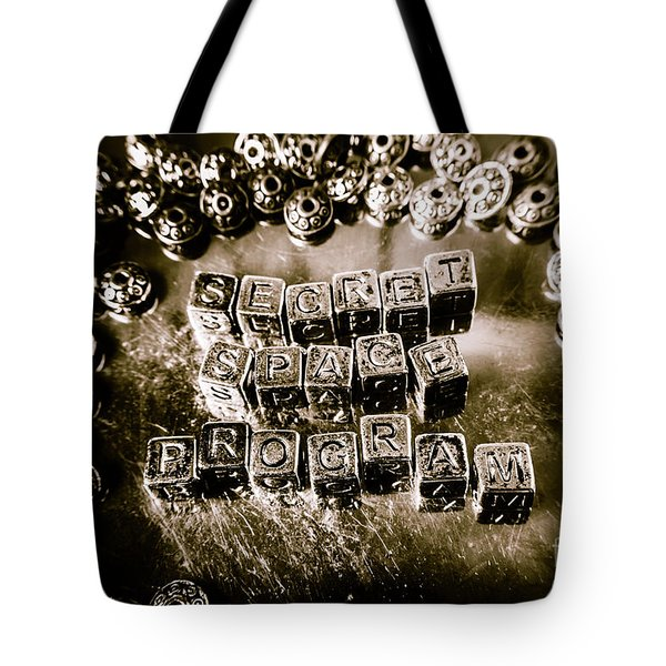 Truth Is Stranger Than Fiction Tote Bag