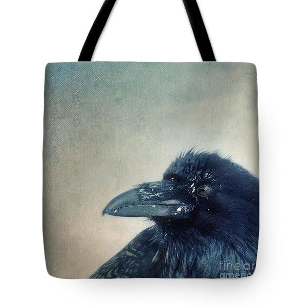 Try To Listen Tote Bag by Priska Wettstein