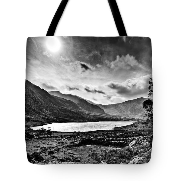 Tryfan And Llyn Ogwen Tote Bag