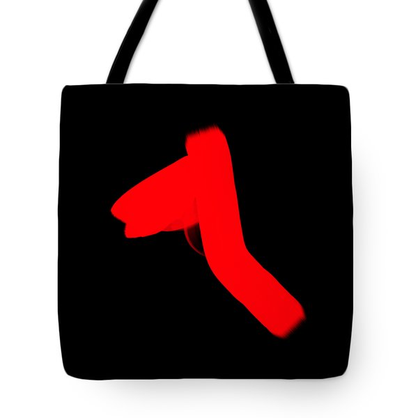 Tote Bag featuring the digital art Tshirt 2 by David Lane