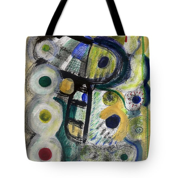 A Perfect Cloudy Day Tote Bag