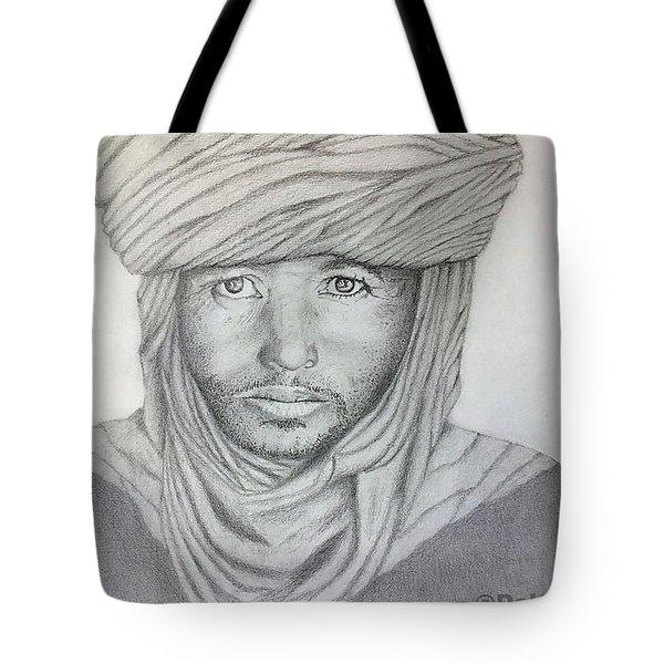 Tuareg Beduin Tote Bag
