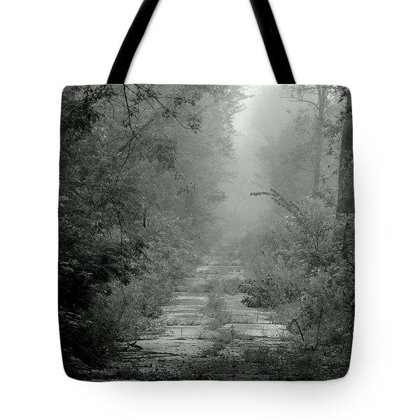 Tuatha De Danann Road Tote Bag