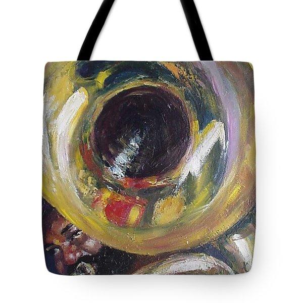 Tuba Fats Tote Bag