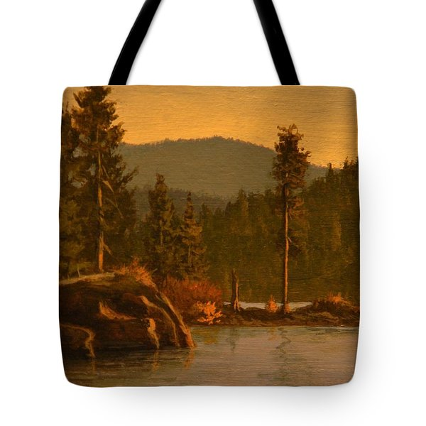 Tubbs Hill 2017 Tote Bag