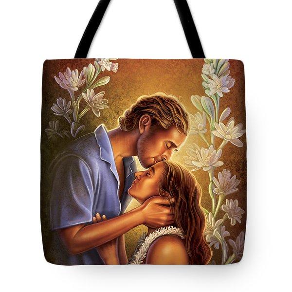 Tuberose - Romance Tote Bag