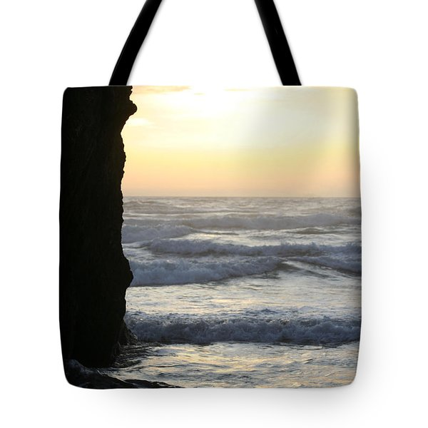 Tote Bag featuring the photograph Tucked Away  by Holly Ethan