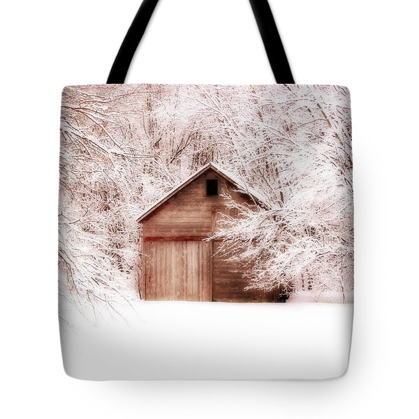 Tucked Away Tote Bag