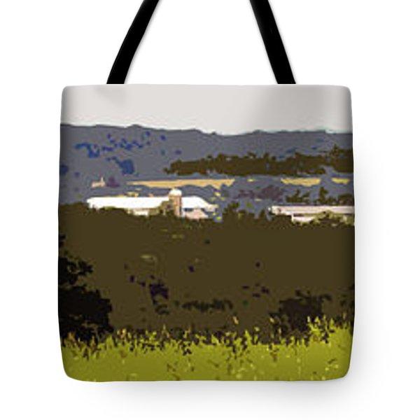 Tucked Away Tote Bag by Spyder Webb