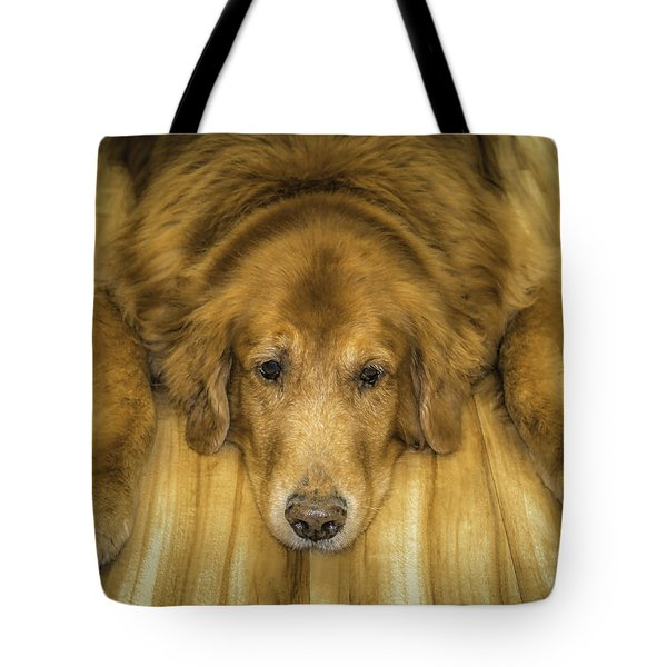 Tucker Tote Bag