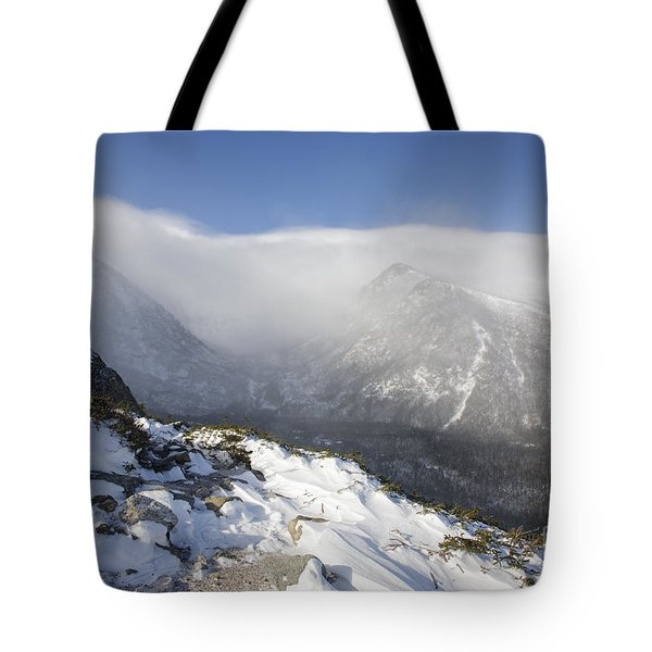 Tuckerman Ravine - Mt Washington New Hampshire Tote Bag