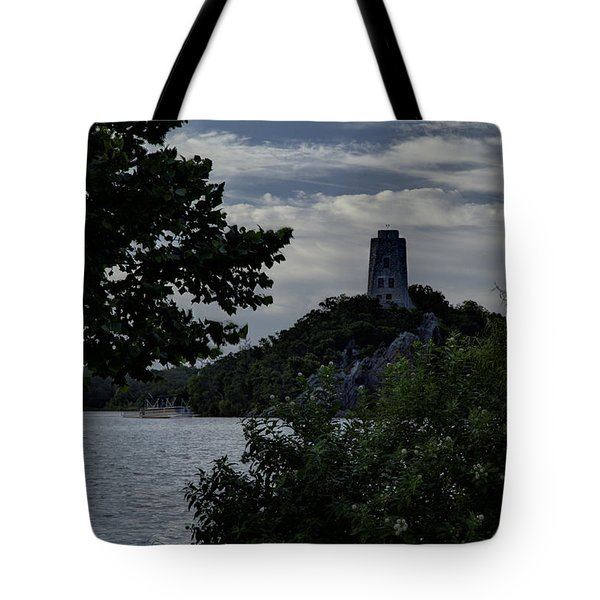 Tuckers Tower  Tote Bag