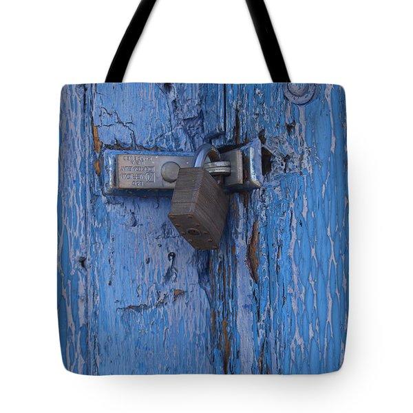 Tucumcari Lock Tote Bag