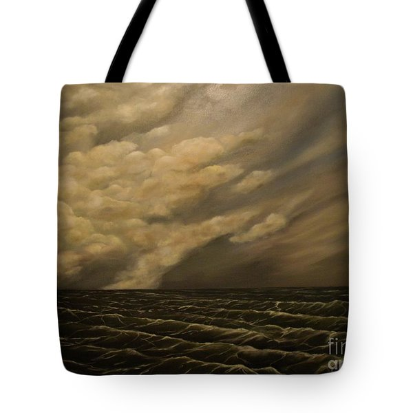Tuesday Morning Tote Bag by John Stuart Webbstock