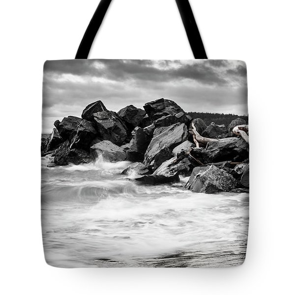 Tugboat Cove Tote Bag