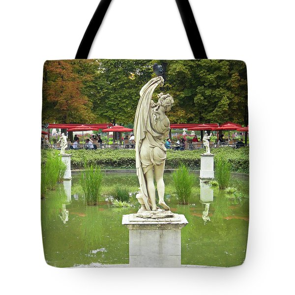 Tuileries Trollop Tote Bag