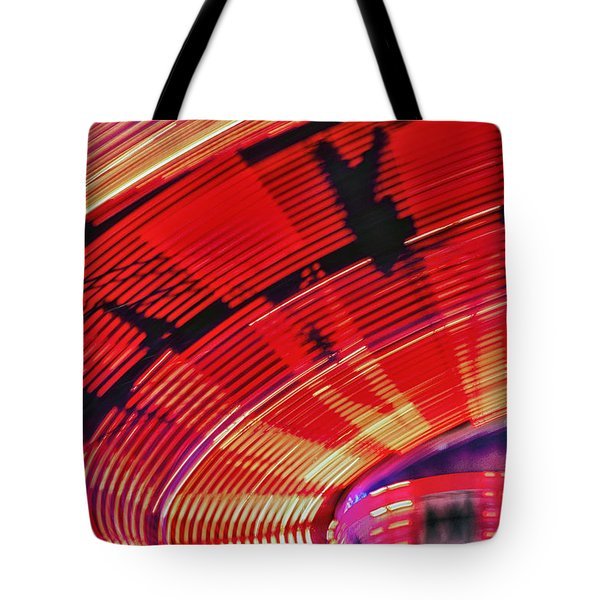 Tote Bag featuring the photograph Tulare Fairgrounds by John Swartz