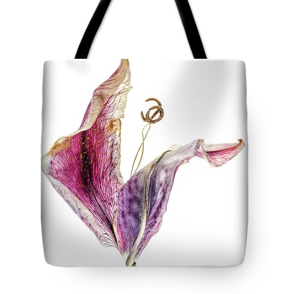 Tulip Dancer Tote Bag