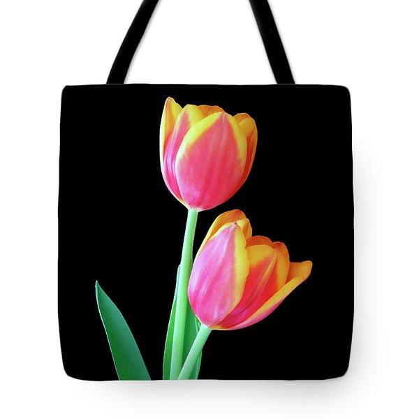 Tulip Duo Tote Bag