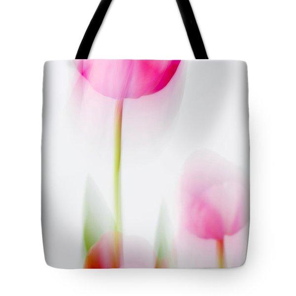 Tulip Impressions  Tote Bag
