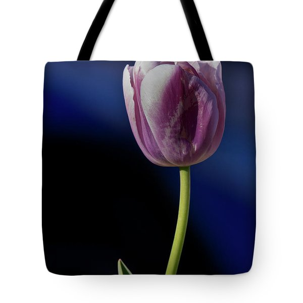 Tote Bag featuring the photograph Tulip by Jerry Gammon