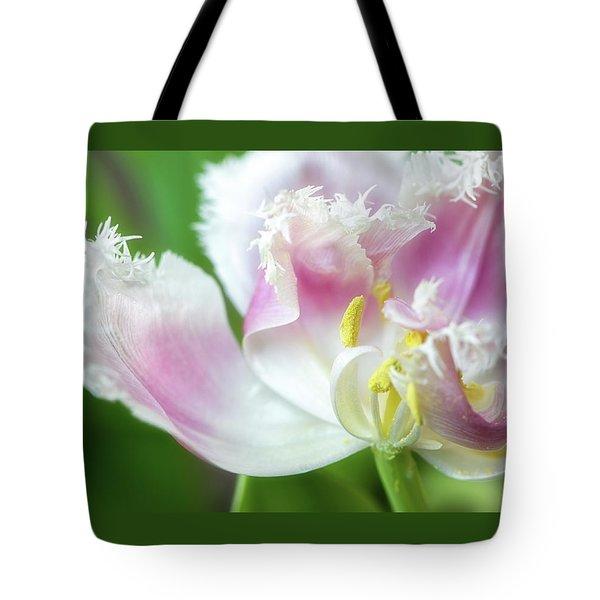 Tulip Leaving Tote Bag