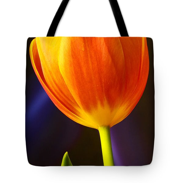 Tulip Tote Bag by Marlo Horne