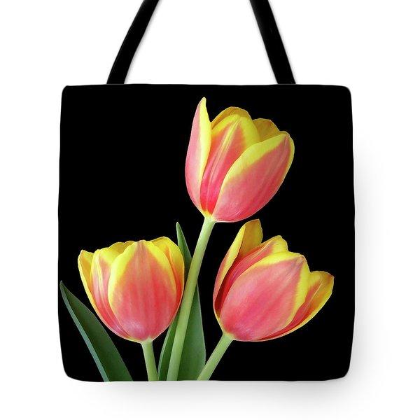 Tulip Passion Tote Bag