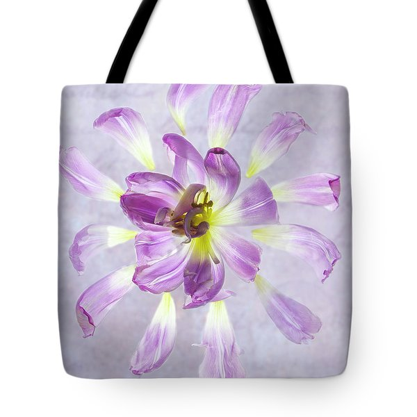 Tulip Patterns  Tote Bag