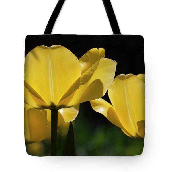 Tulip Soiree Tote Bag