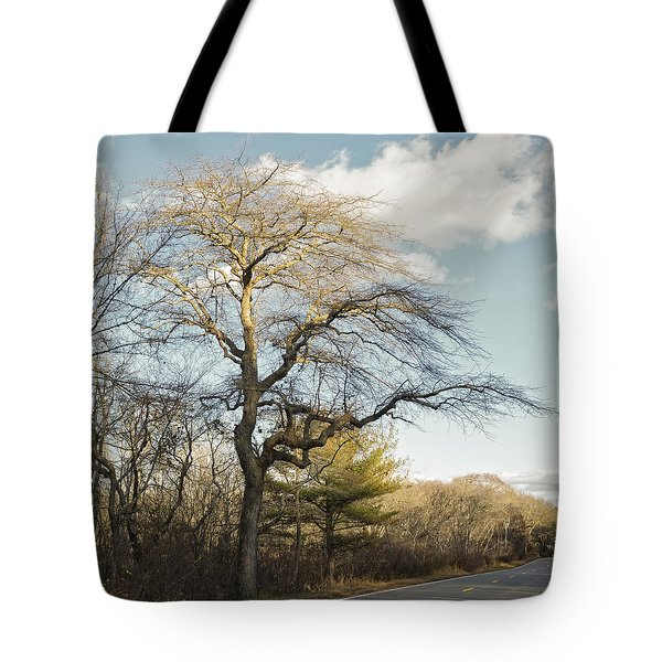 Tupelo Tree Tote Bag