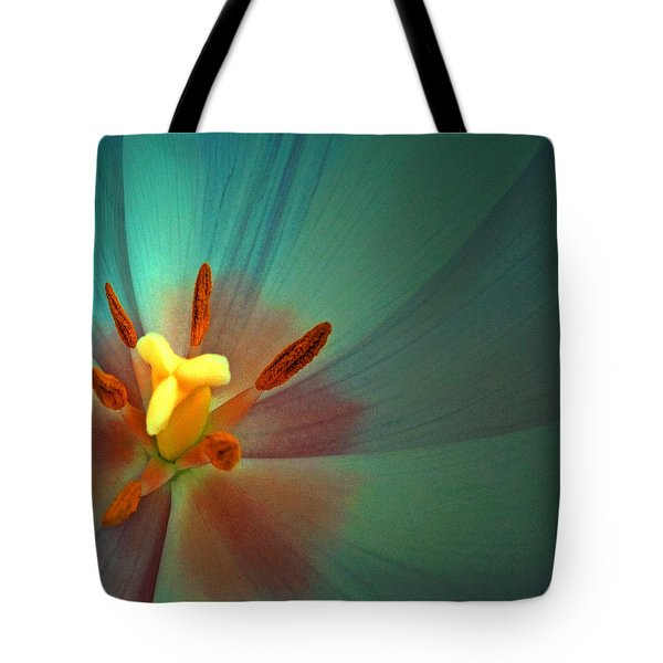 Tulip Trends Tote Bag by Gwyn Newcombe