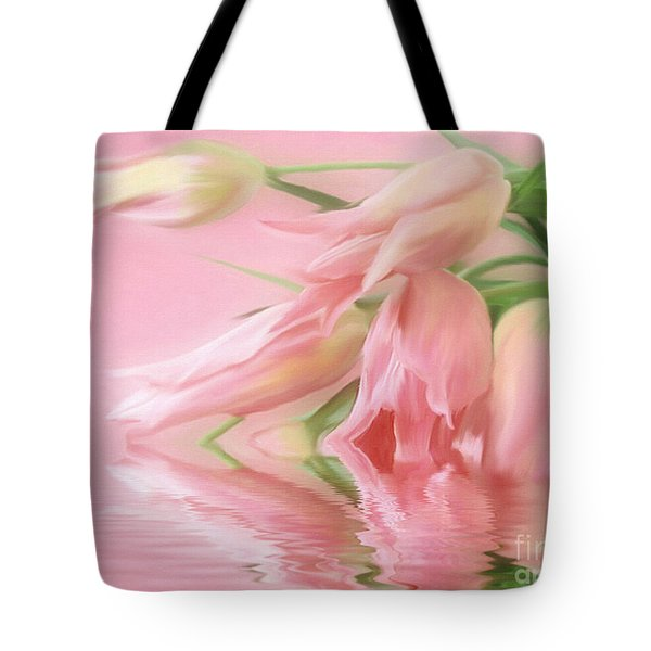 Tulip Wish Tote Bag