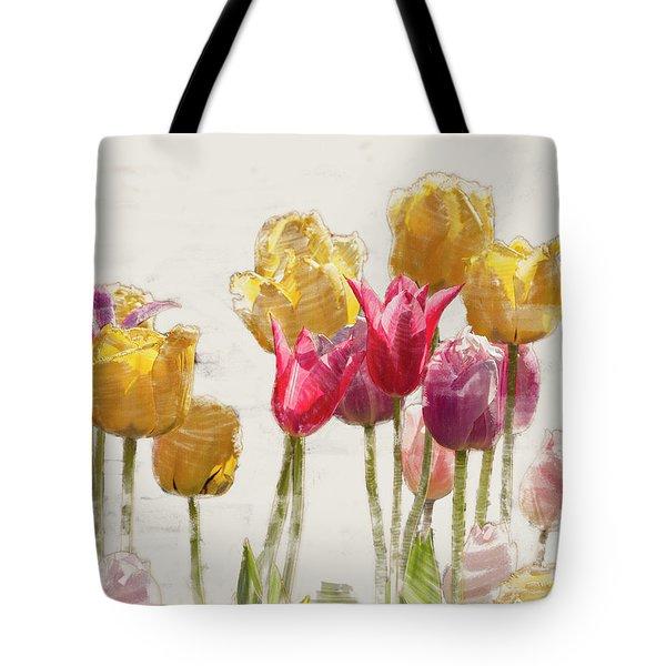 Tulipe Tote Bag