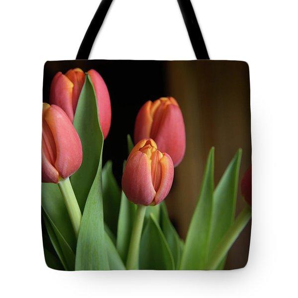 Tulips 2016 Tote Bag