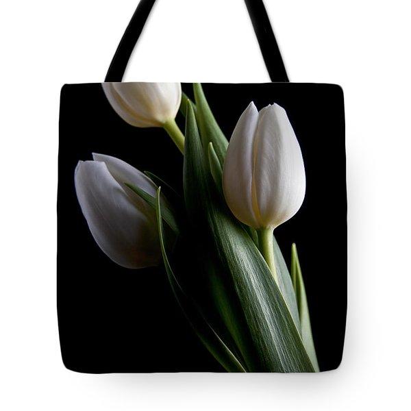 Tulips Iv Tote Bag