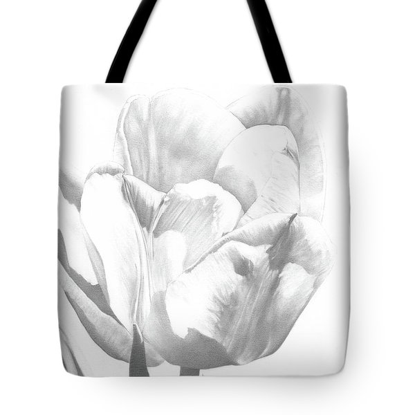 Tulips No. 1 Tote Bag
