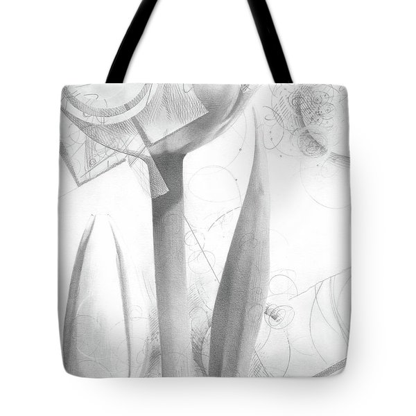 Tulips No. 2 Tote Bag