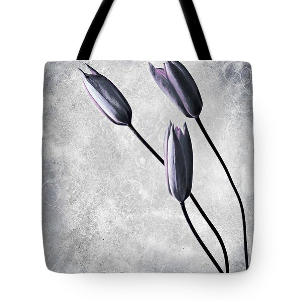 Tulips Tote Bag by Jacky Gerritsen