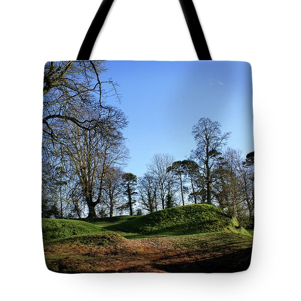 Tullyhogue Fort, Cookstown. Tote Bag